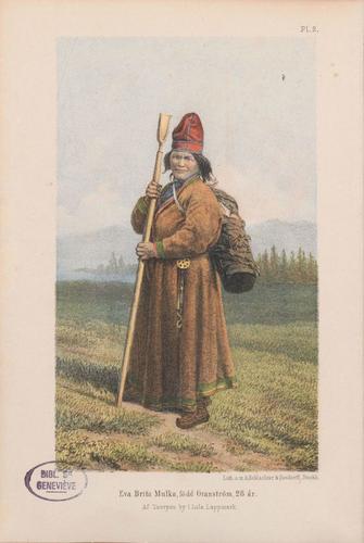 Om Lappland och Lapparne på Arkivkopia
